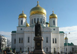 The Rostov Cathedral of the Nativity of the Virgin Mary  Monument to Dmitry Donskoy