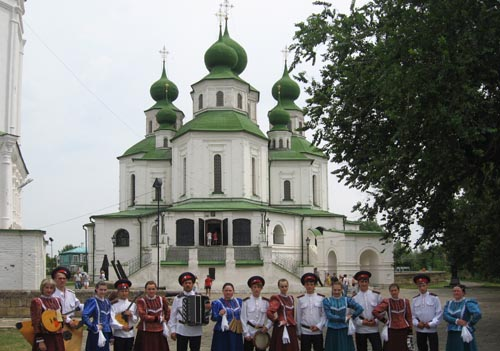 Army Voskresensky cathedral
