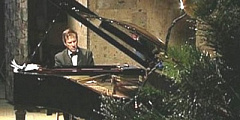 As part of the Don Christmas Meeting, the famous Moscow-based virtuoso pianist Sergey Alekhin will give a gala concert
