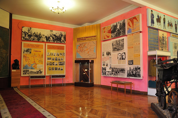 Military-historical museum of North-Caucasus military circuit
