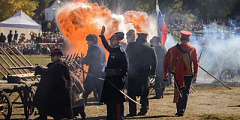 Historical Festival, Defense of Taganrog, Gathered over 30,000 Viewers