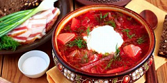 Kvass, Borsht and Salt Fish: What Dishes of Don Cuisine Foreign Fans Enjoyed