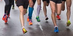 Don Marathon Held in Rostov-on-Don