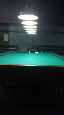 """Alcasar"" Billiard club"