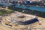 City Administration Is Getting Ready for Rostov-Arena Stadium Site Improvement
