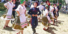 MULTIREGIONAL COSSACK FOLKLORE FESTIVAL, NOTHING FREER THAN THE QUIET DON!