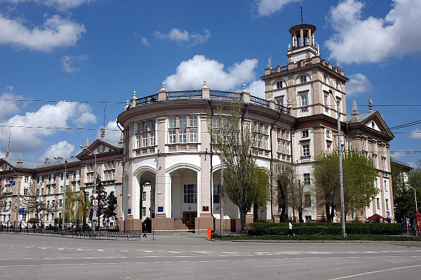 Cultural Center of Rostov State Transport University